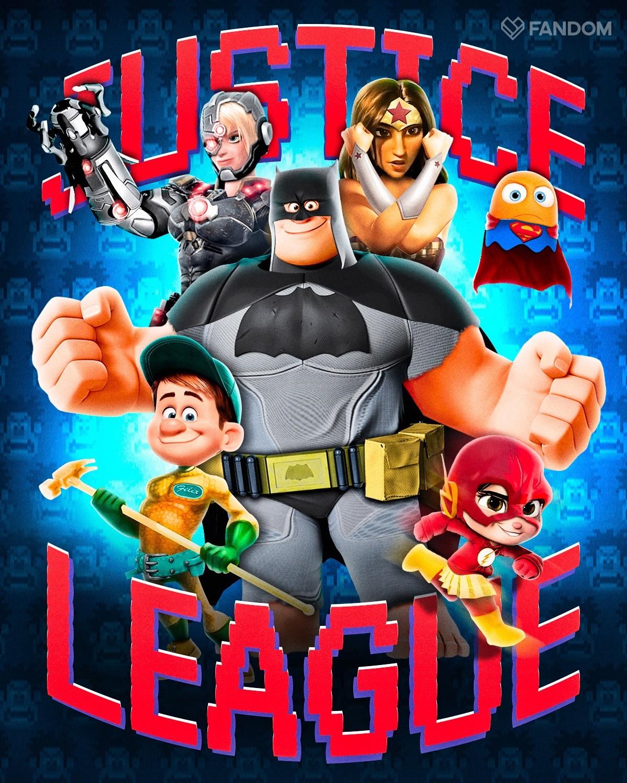 Unite the League!