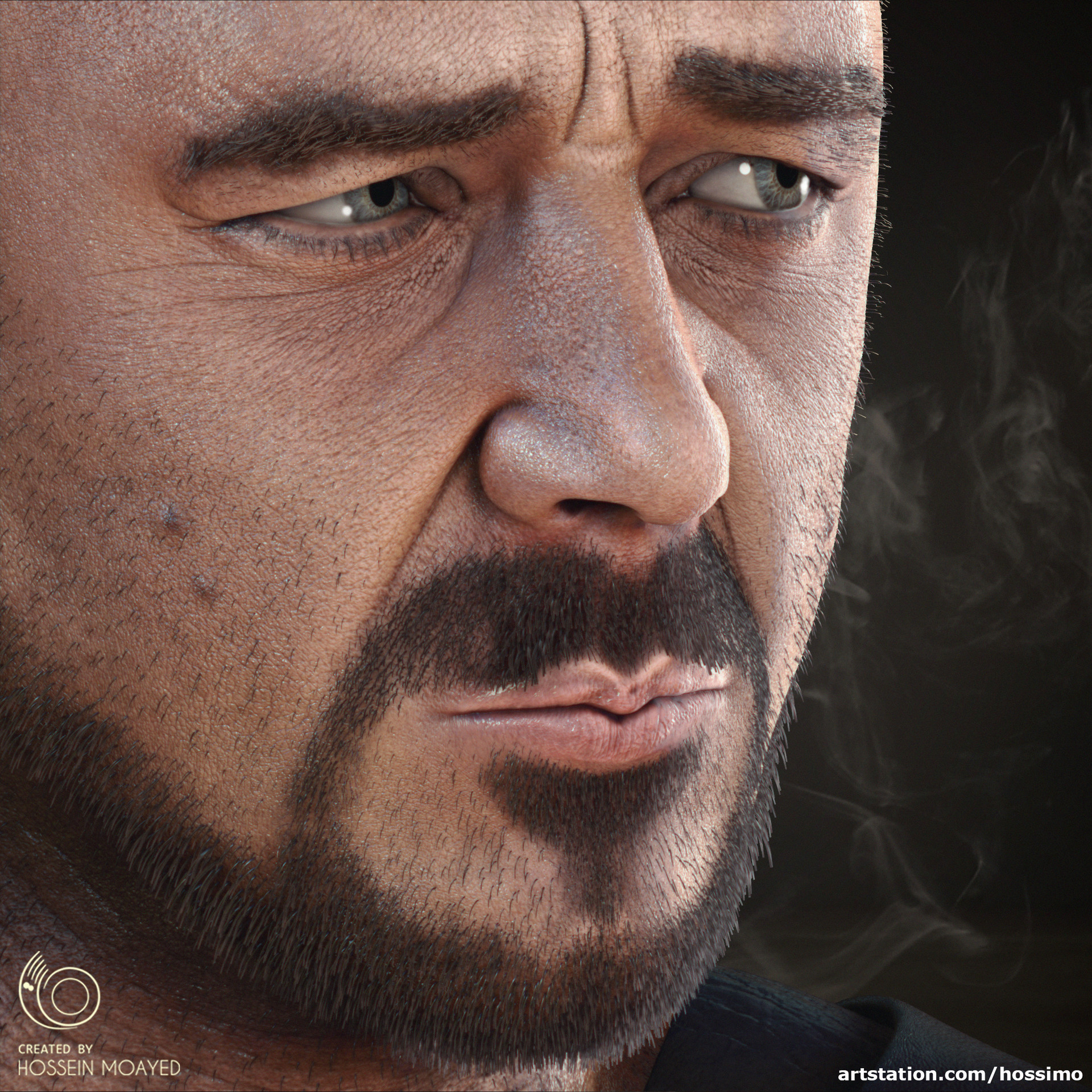 [Image: hossein-moayed-gladiator-tribute-3-by-ho...1534239547]