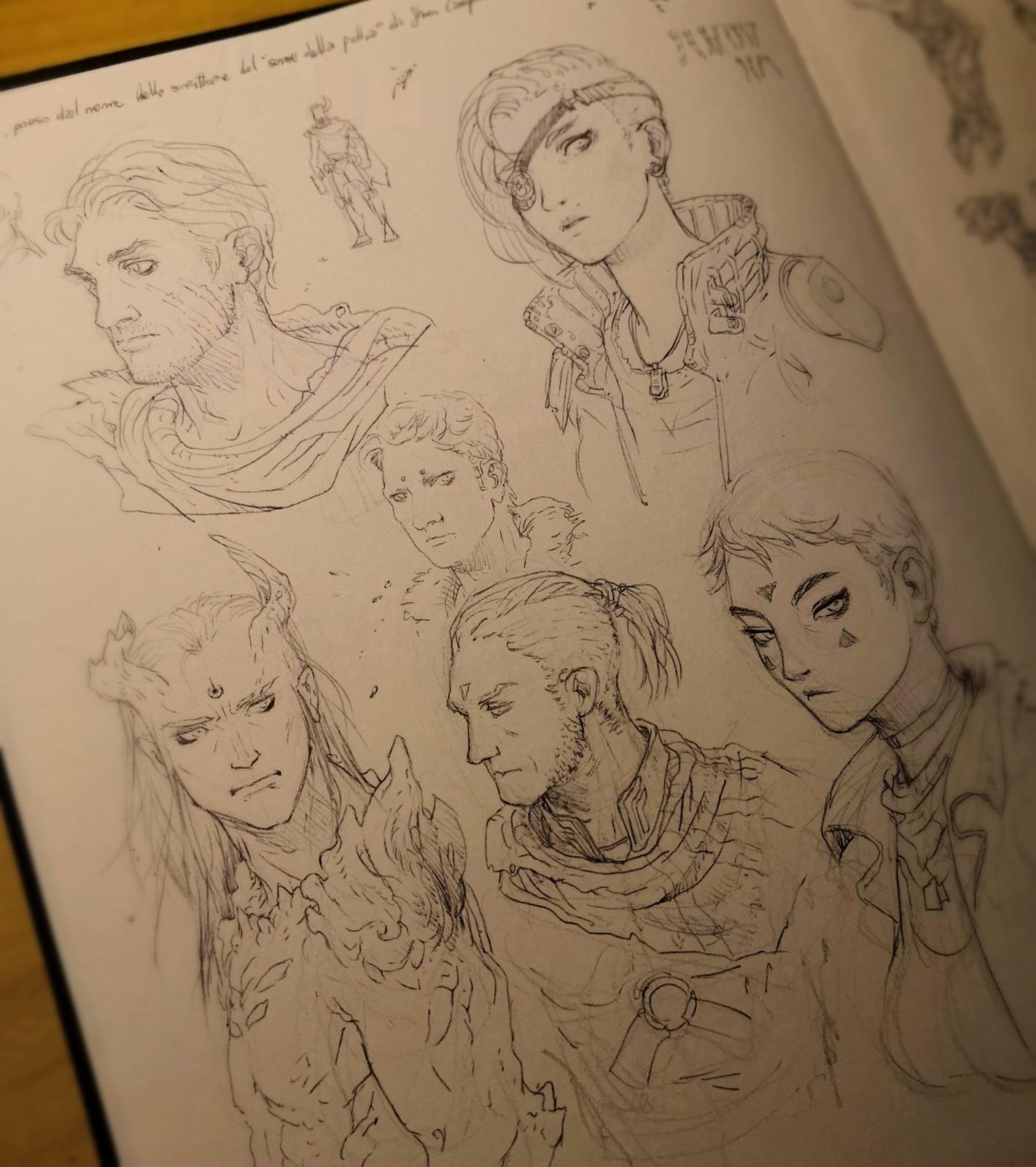 Sketch & Love