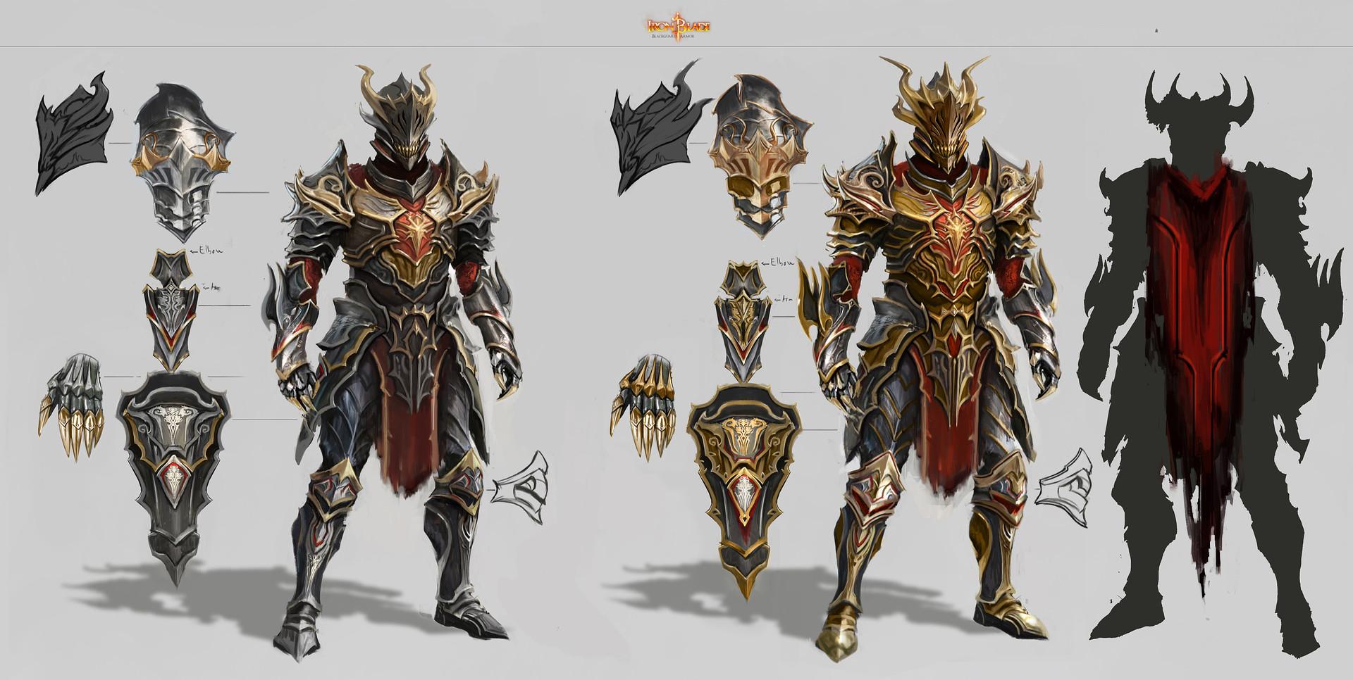 Alex lazar blackguard armor5