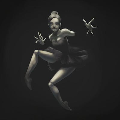 Joannah stewart ballerina