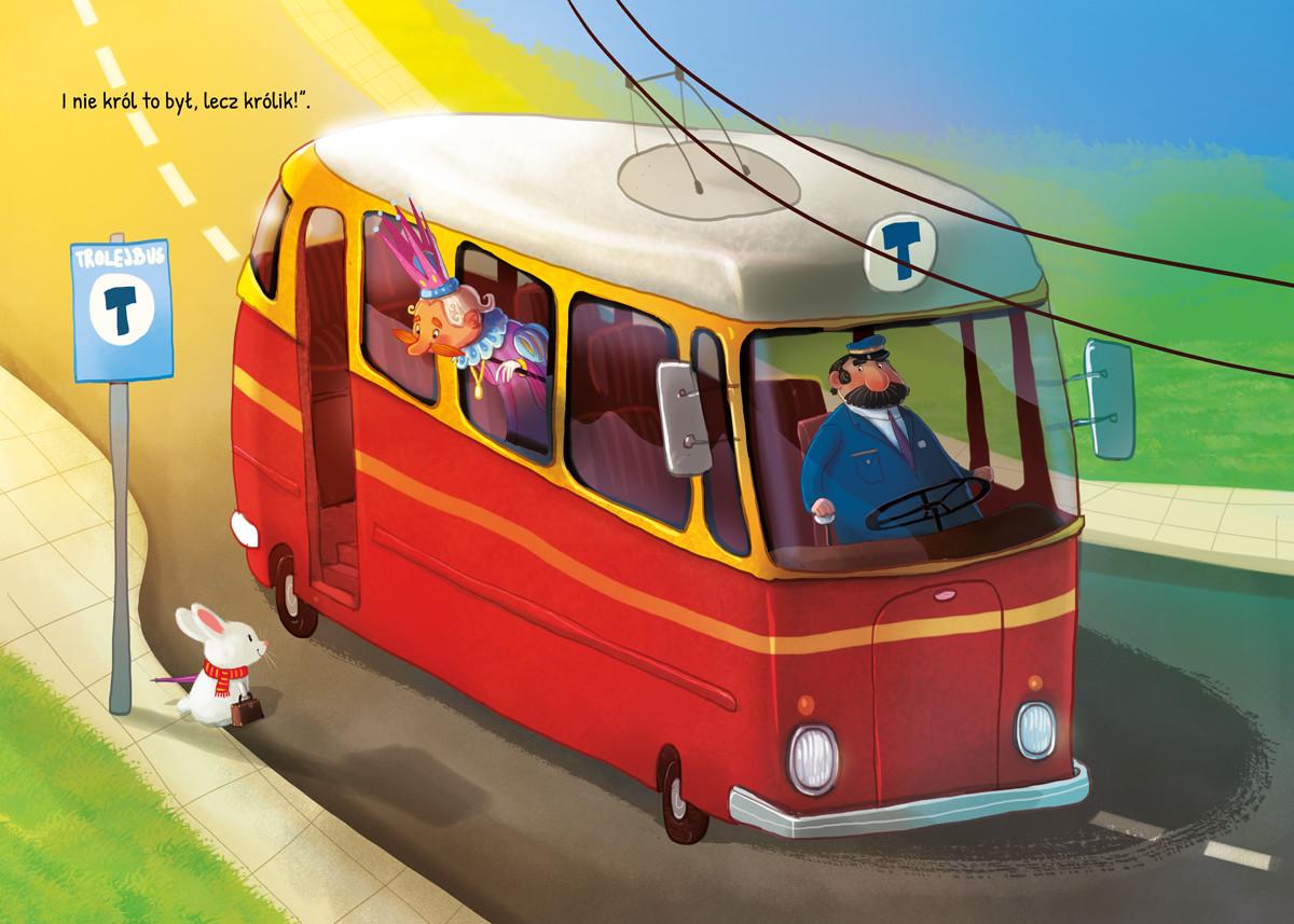 Aleksander jasinski trolejbus