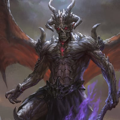 Wisnu tan bloodlink demon final uplox