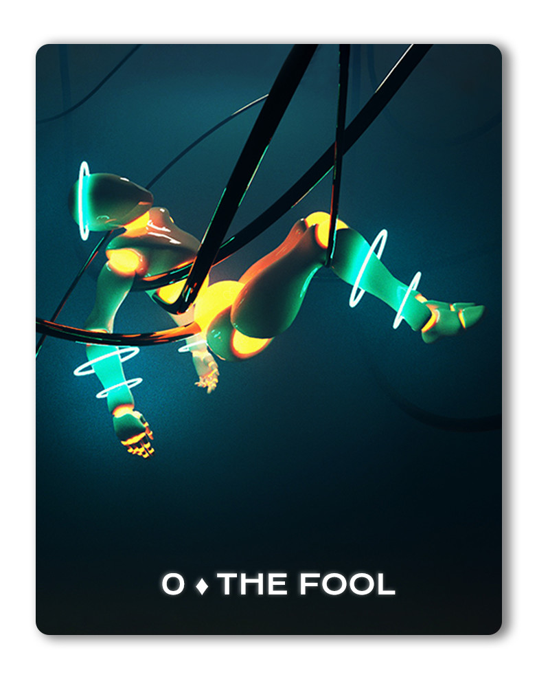 0 ♦ The Fool