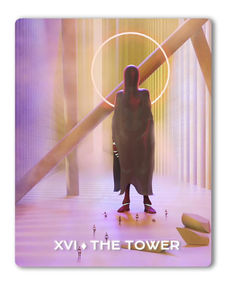 XVI ♦ The Tower