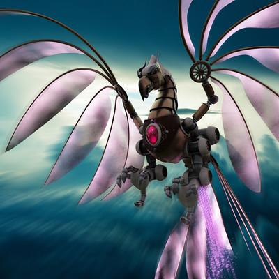 Arcadeous phoenix t bird attack