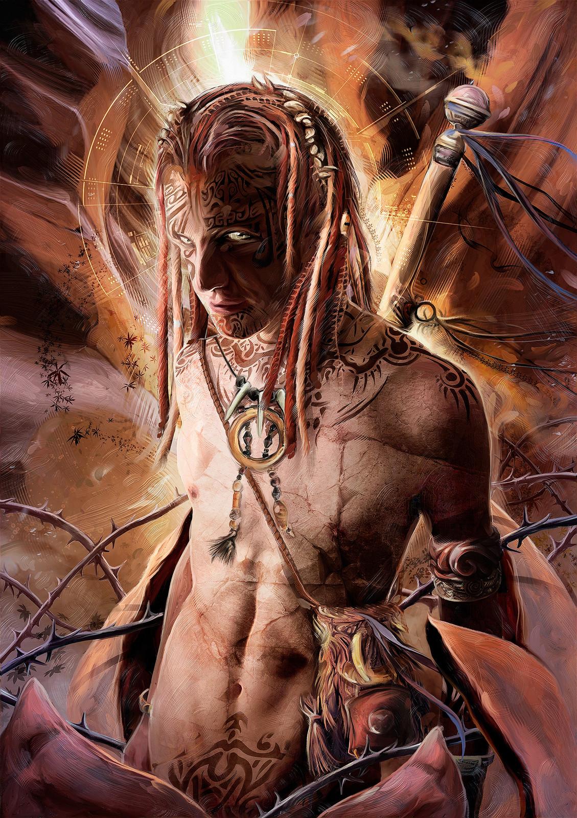 TERRE - Nephilim