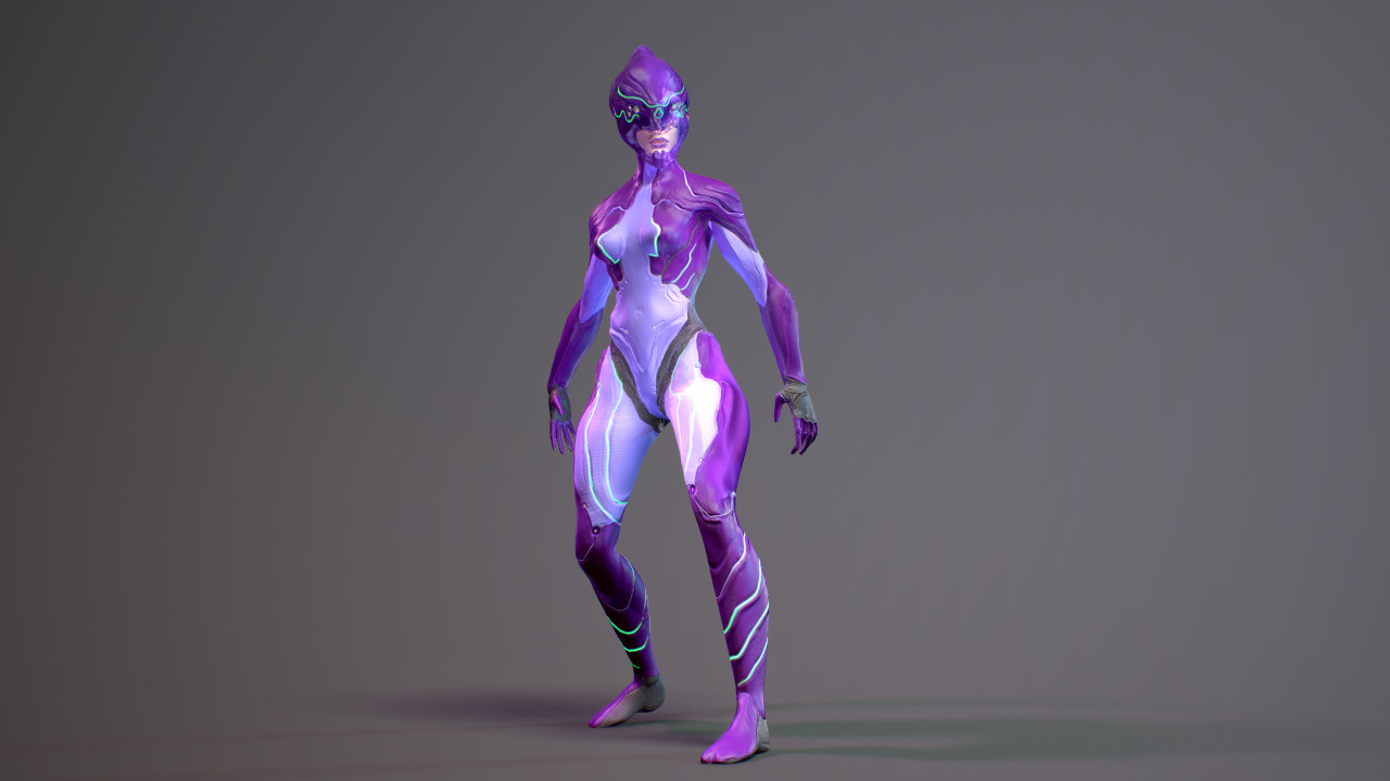 Front render