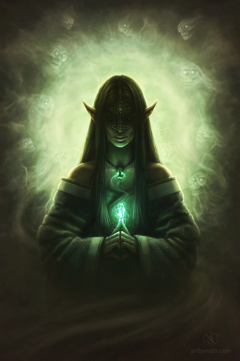 Nathascha friis nathascha friis goddess of death
