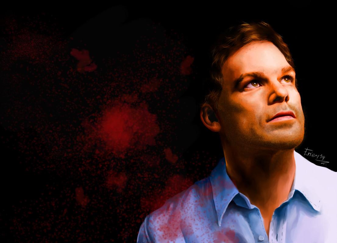 Portrait #03 // Dexter