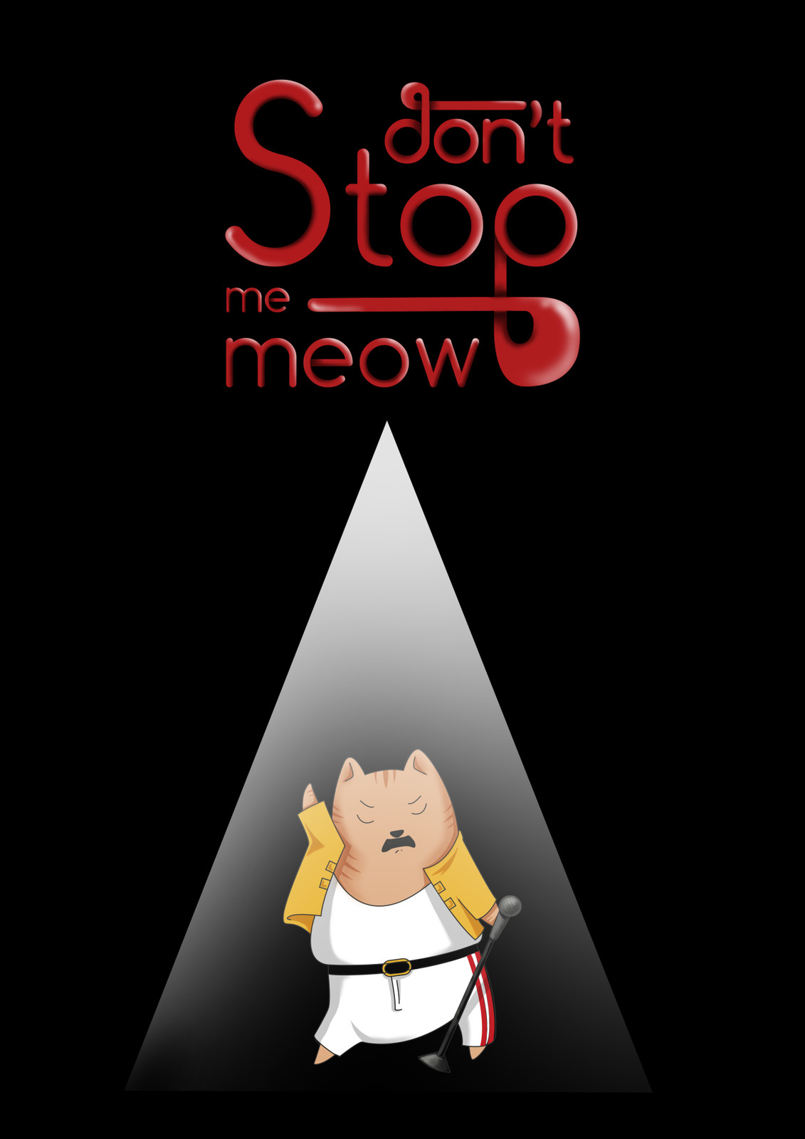 Don't stop me meow