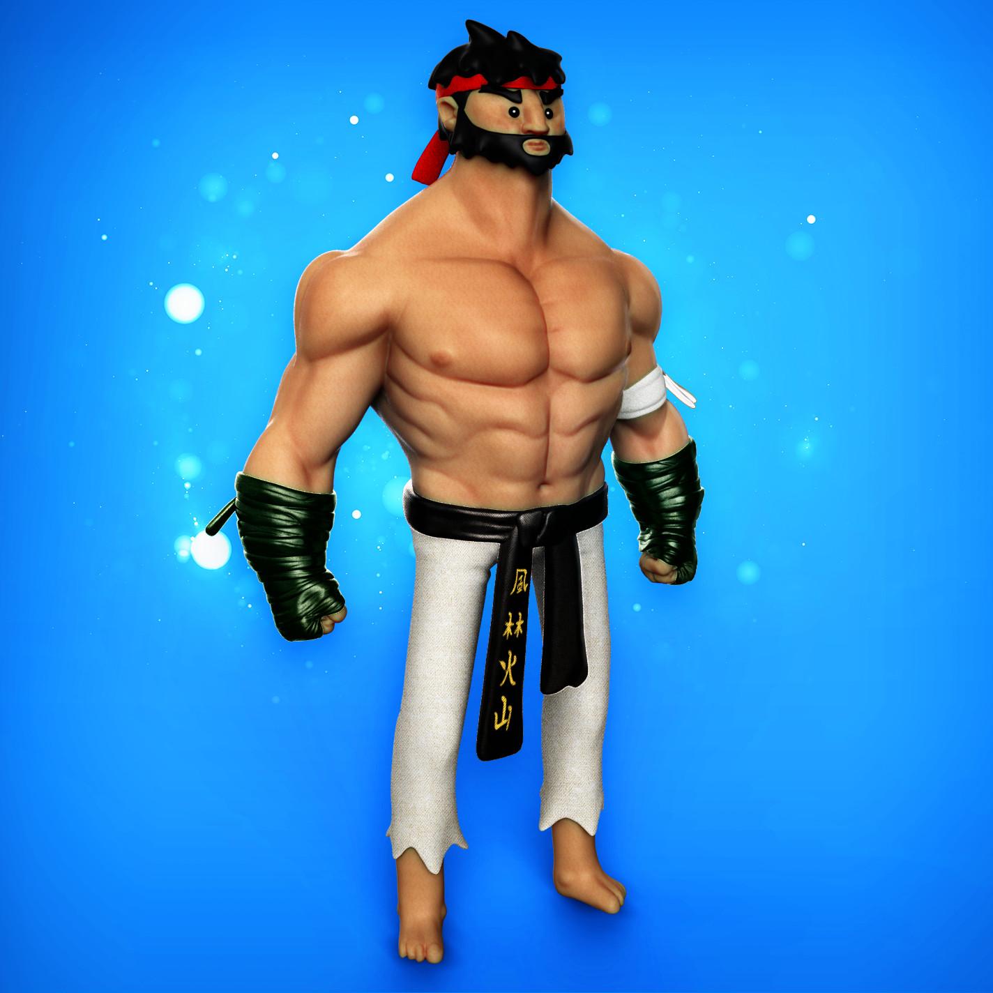 Hot Ryu