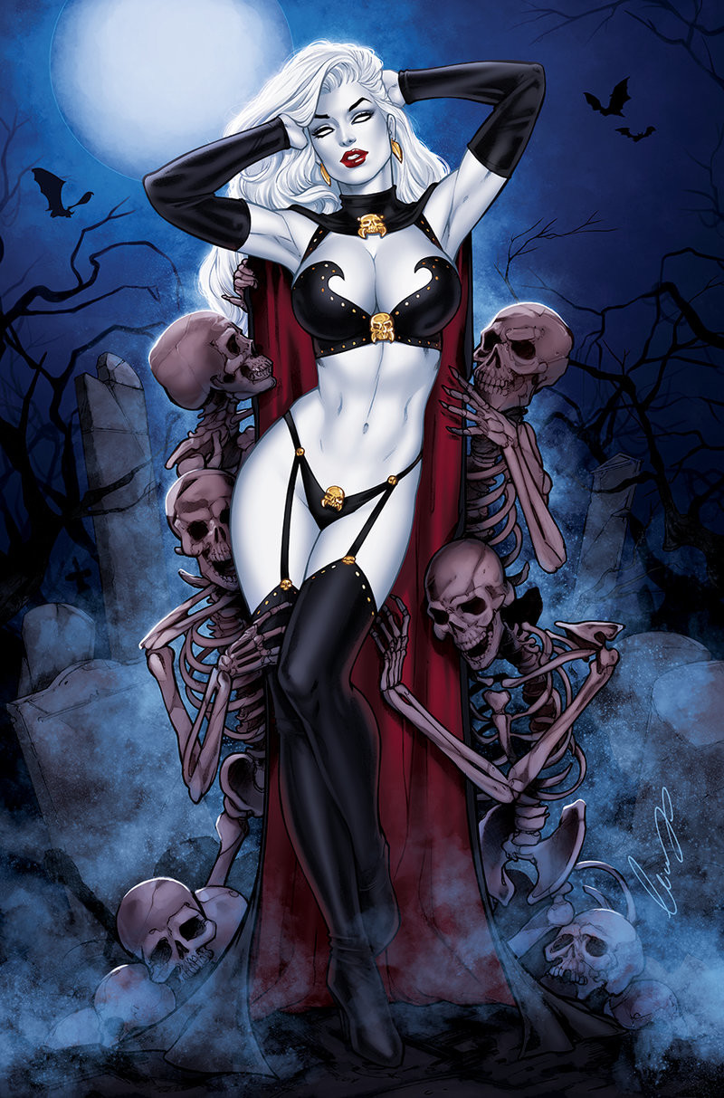 Lady Death Nightmare Symphony #1 (Regular Version)