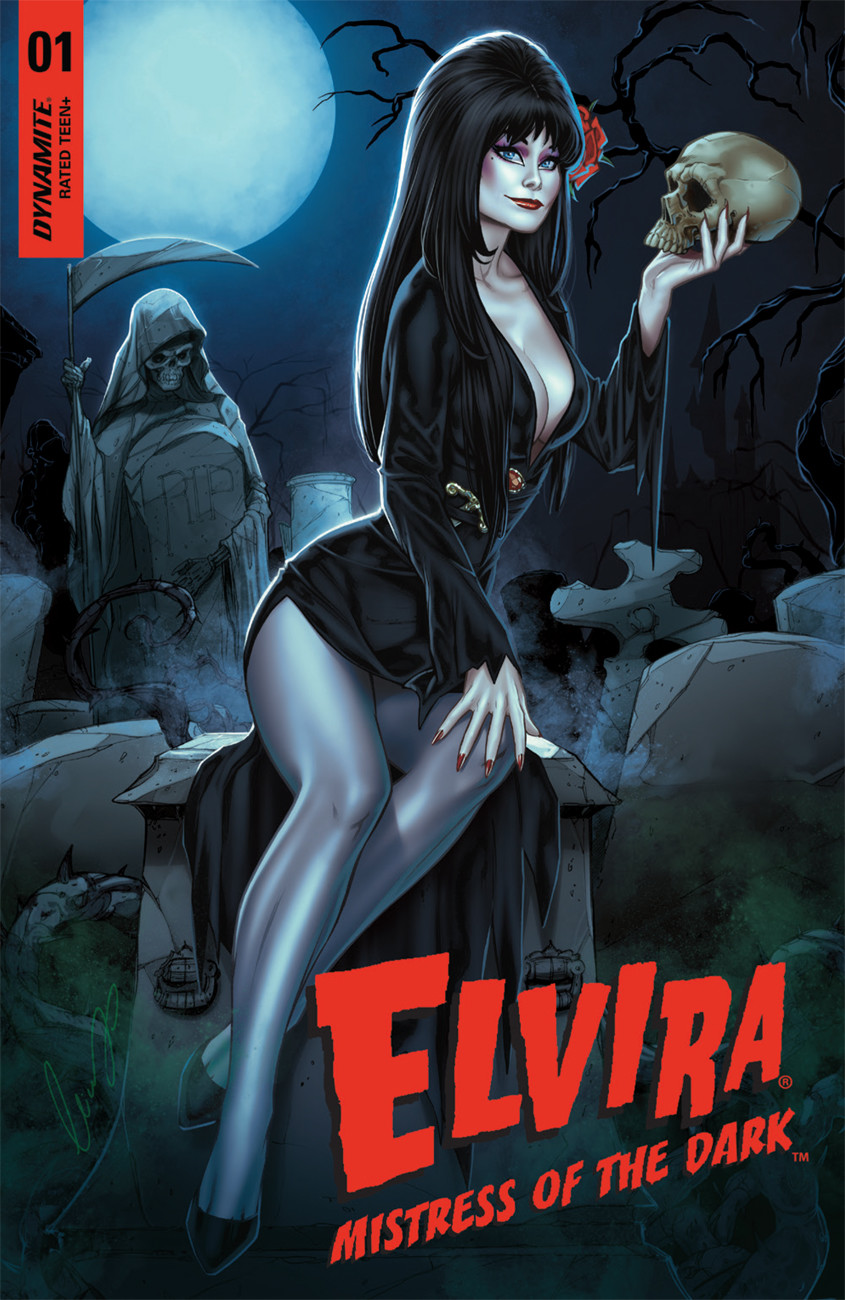 Elvira, Mistress of the dark #1