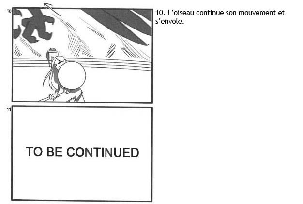 Storyboard for a Fantasy short. Live action with 3D Backgrounds - Page 5 - (In French)