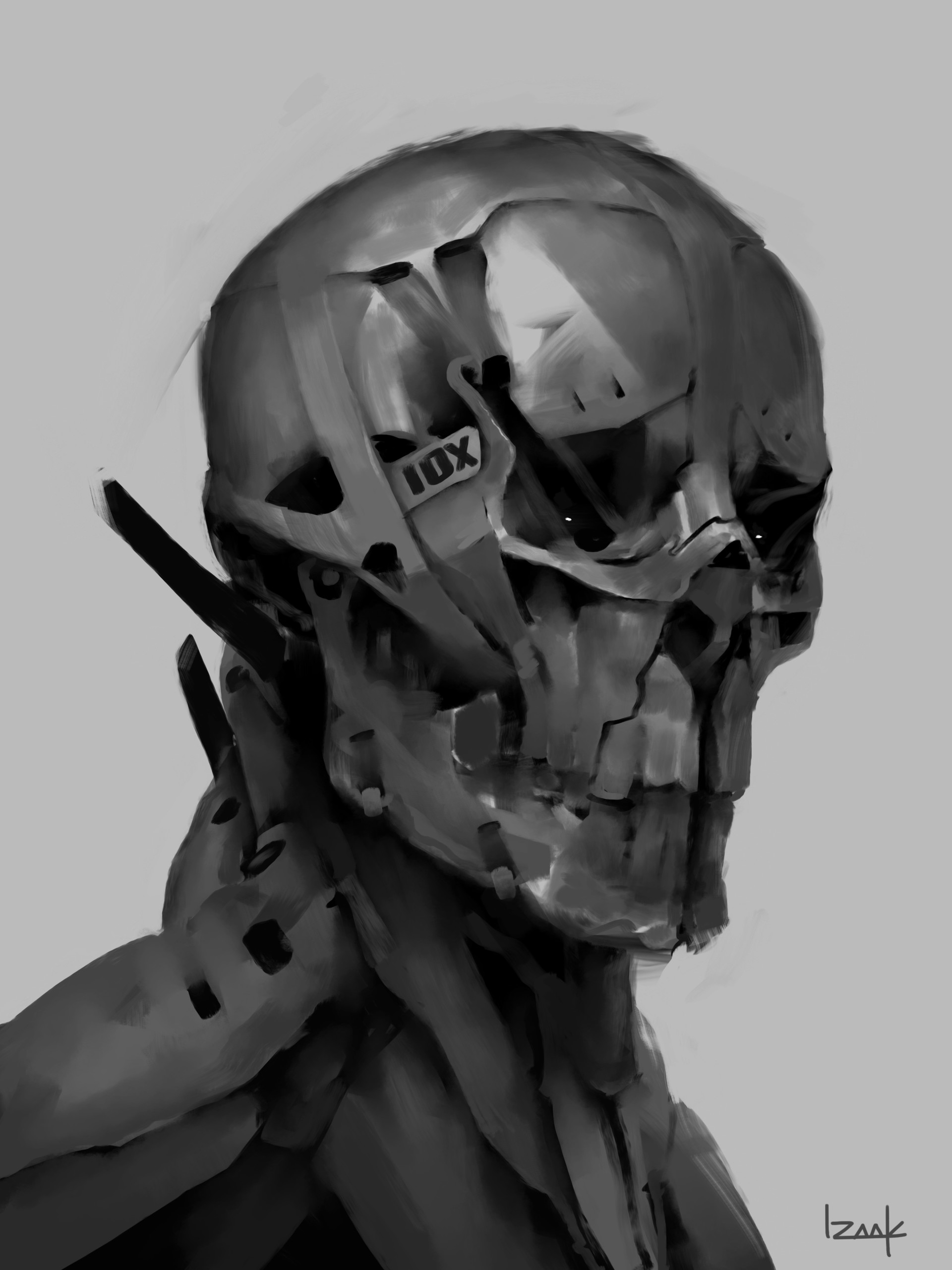 Izaak moody skullbot3