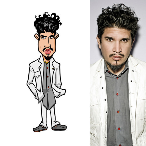 Rob Garza (Thievery Corporation)
