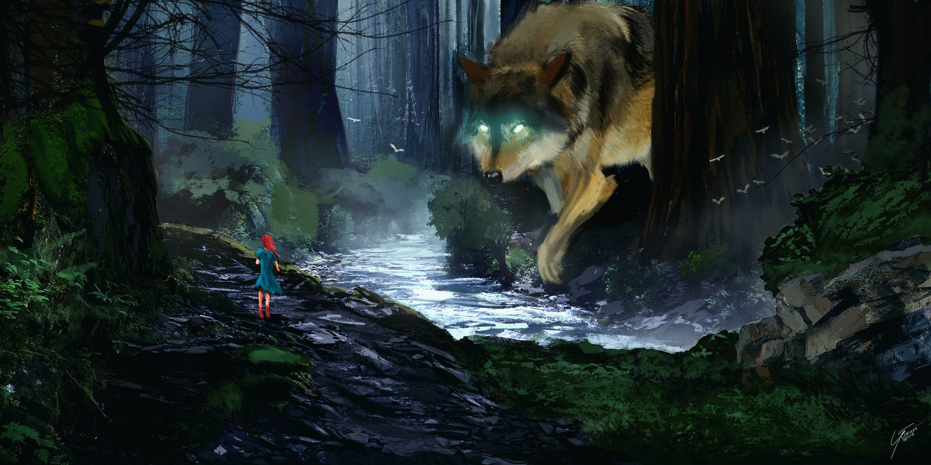 Jeff yeomans wolf