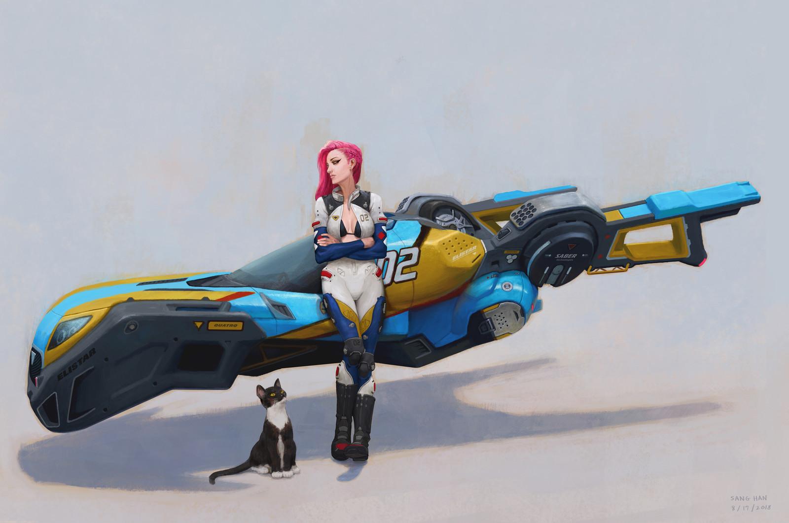 Racer No.02