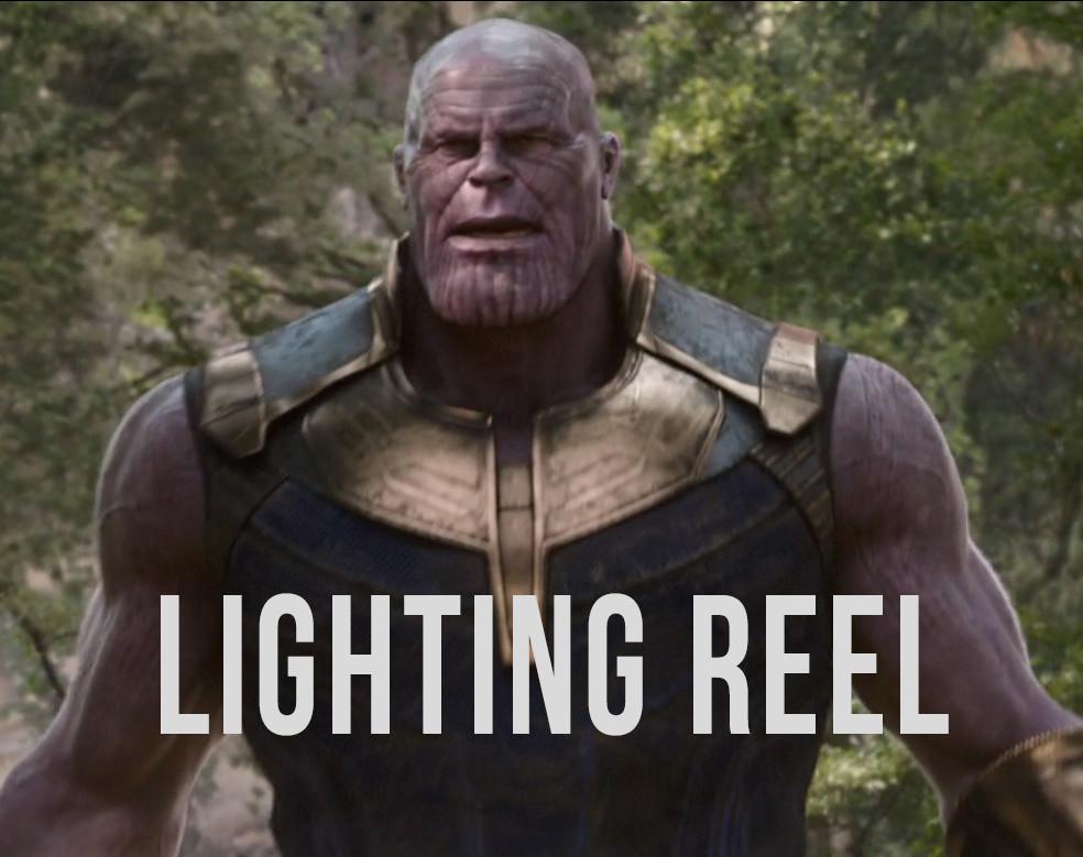 Scott knapp lighting reel