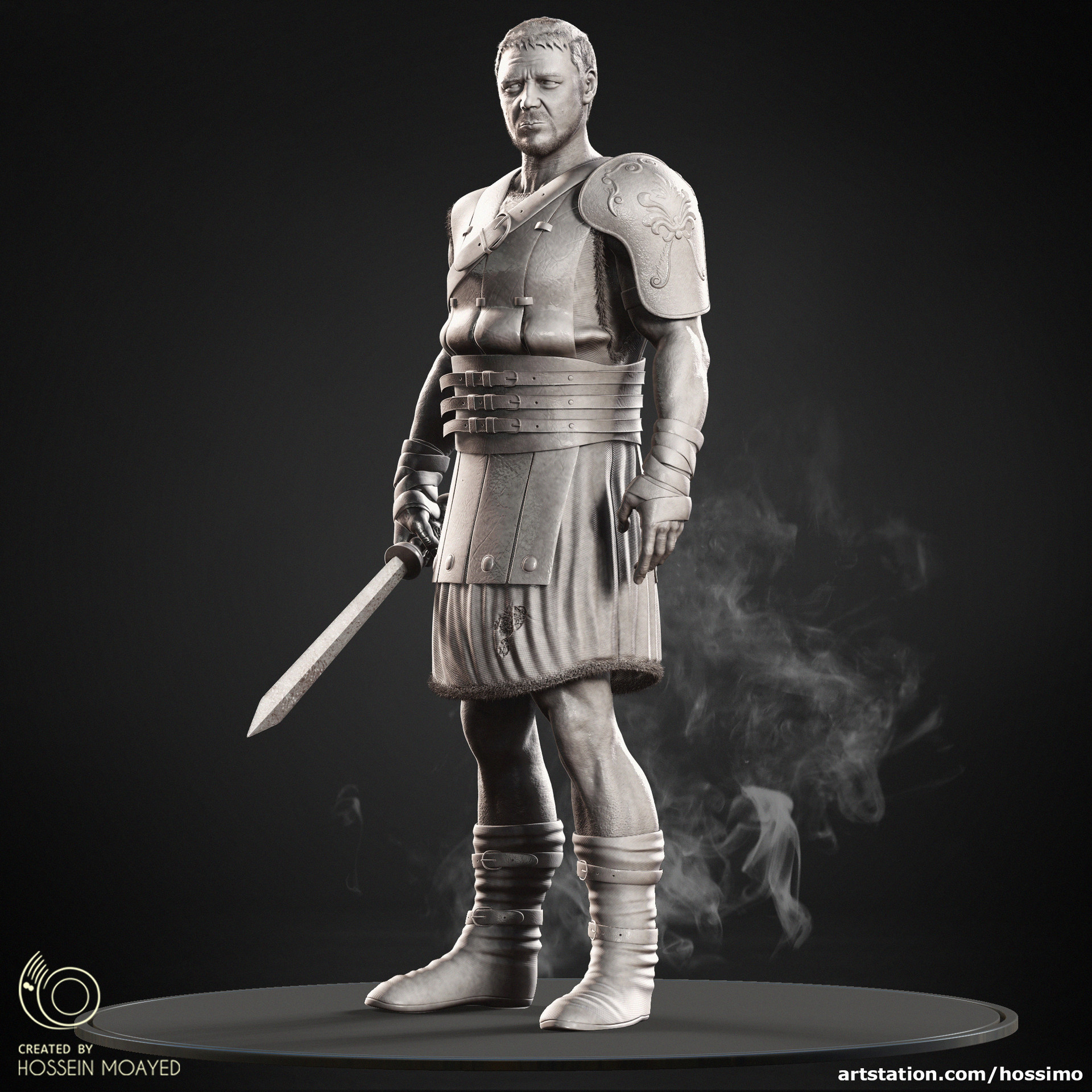 [Image: hossein-moayed-gladiator-tribute-sculptu...1534501659]