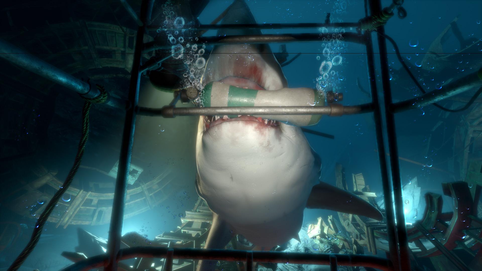 Robert thornely thedeep shark 01 nologo