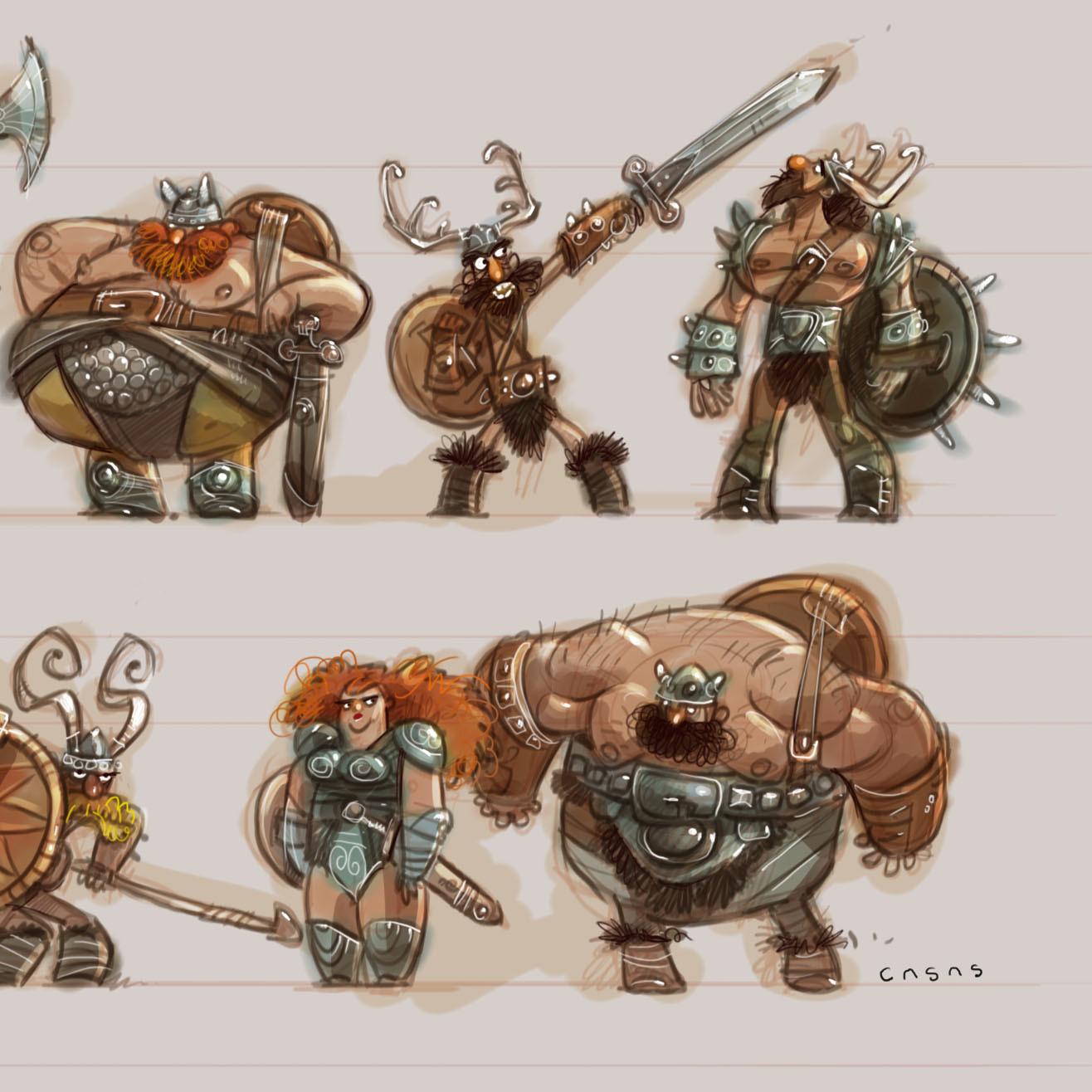 Guillermo casas viking4
