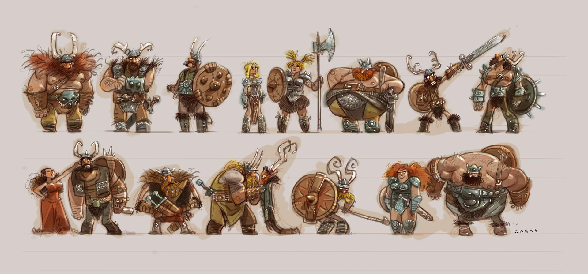 Guillermo casas viking1