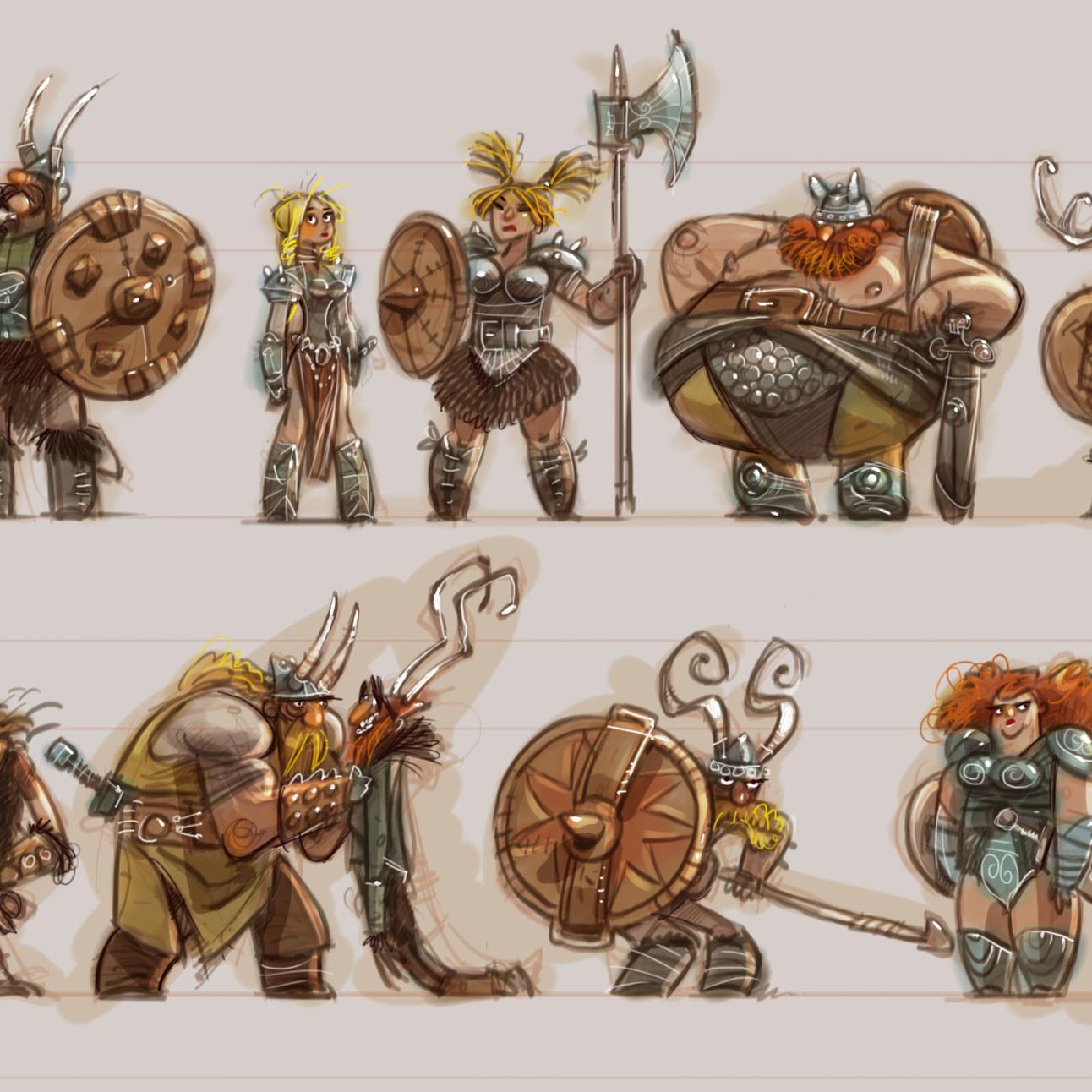 Guillermo casas viking3