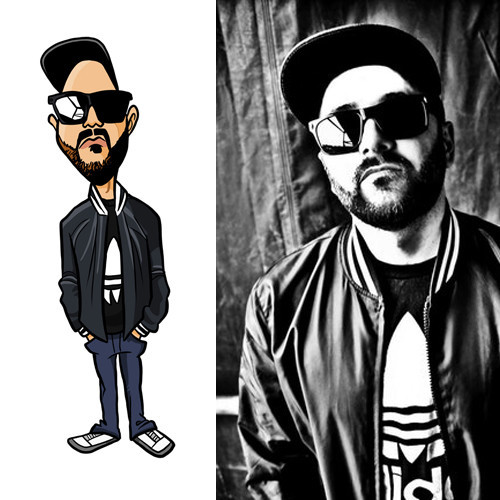 DJ Gramatik https://www.instagram.com/gramatik