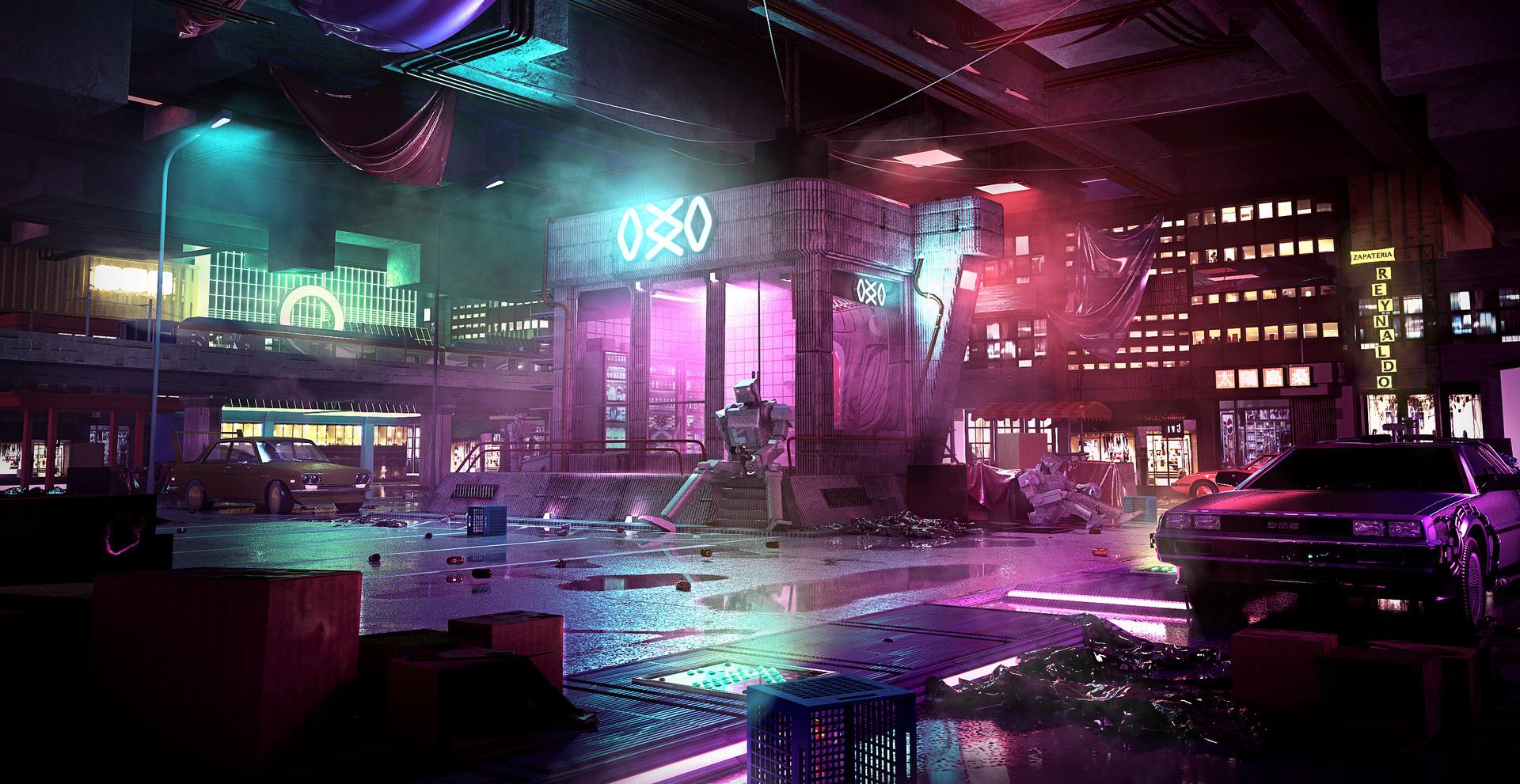 Cyberpunk 2025