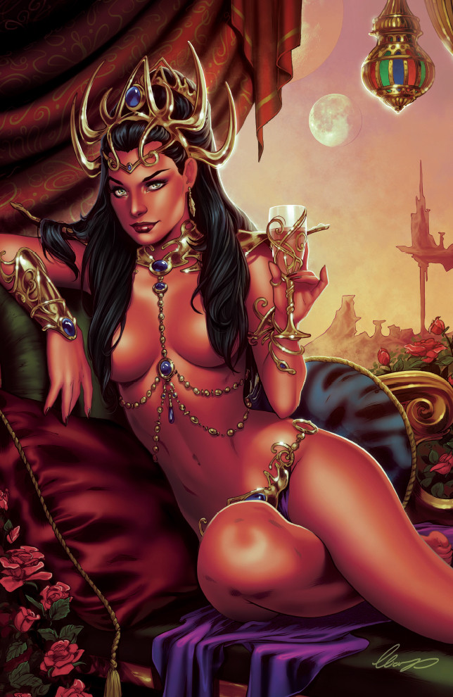 Elias chatzoudis dejah thoris 0 2nd version by elias chatzoudis dbvs3c6