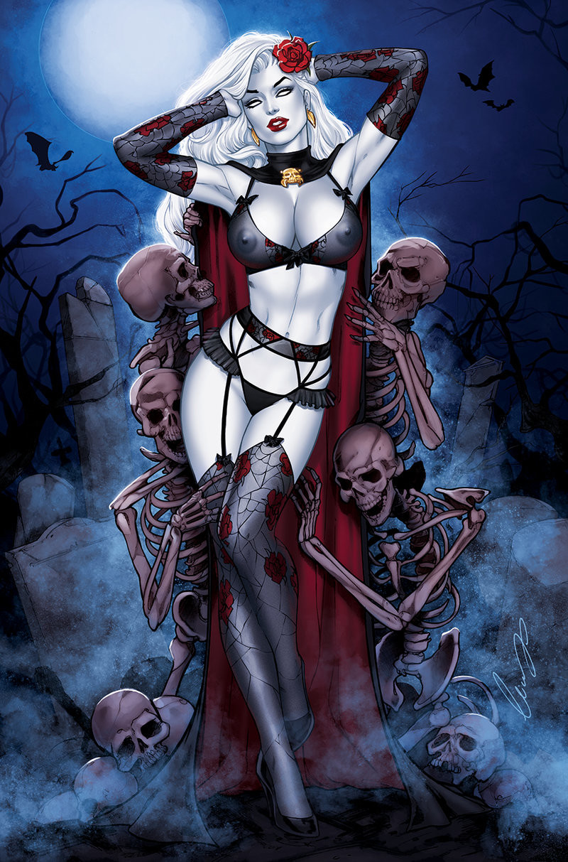 Elias chatzoudis lady death by elias chatzoudis dck1kqw