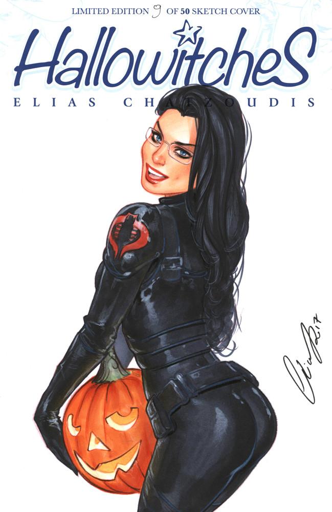 Elias chatzoudis baroness on hallowitches by elias chatzoudis db3f9lt