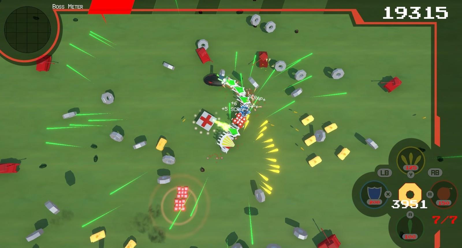 In-Game Snapshot