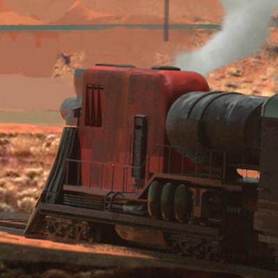 Ryan gitter train 001
