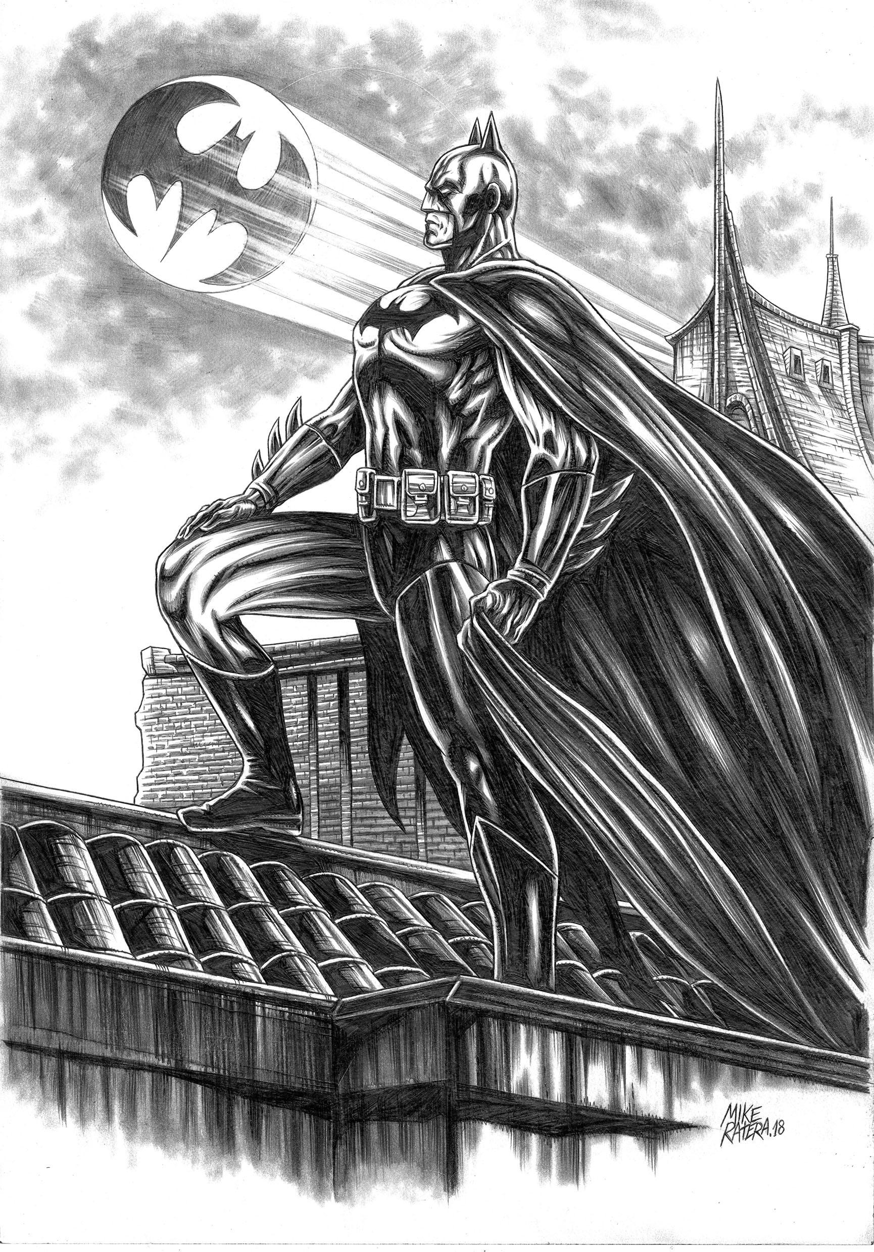 Mike ratera batman 01 a3 3