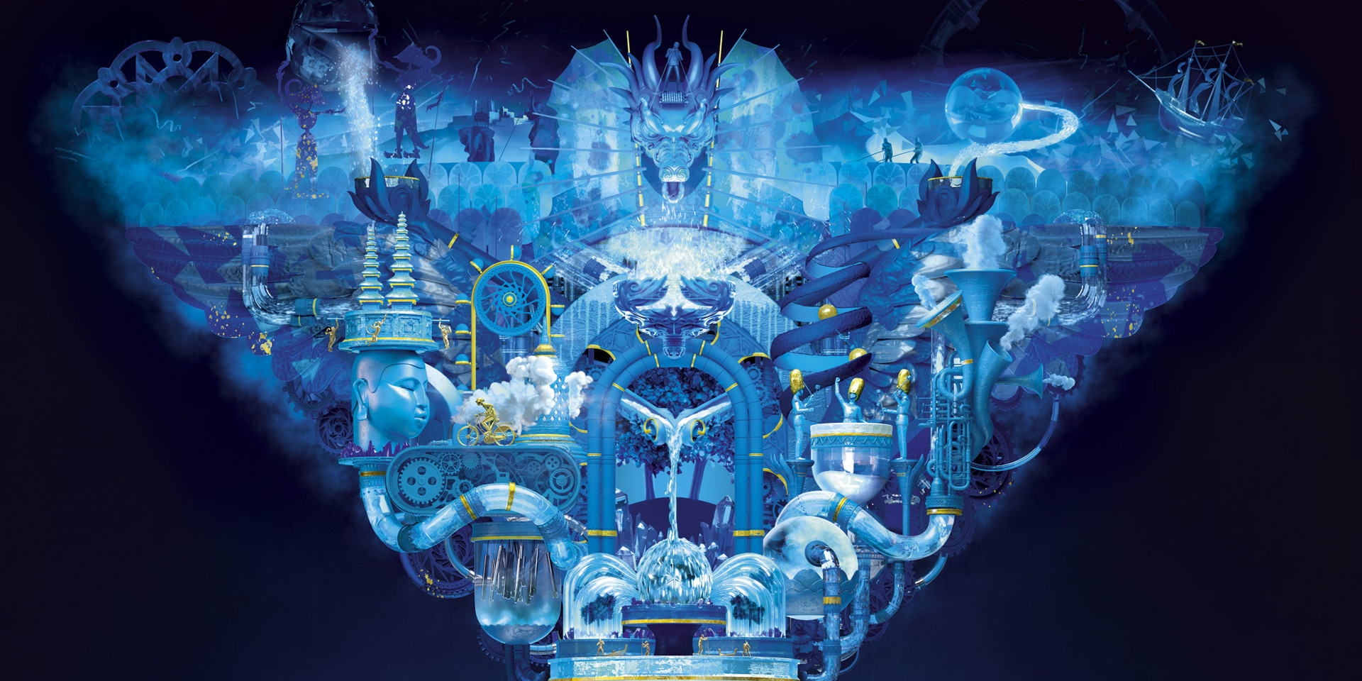 Bombay Sapphire - Imagination Distilled