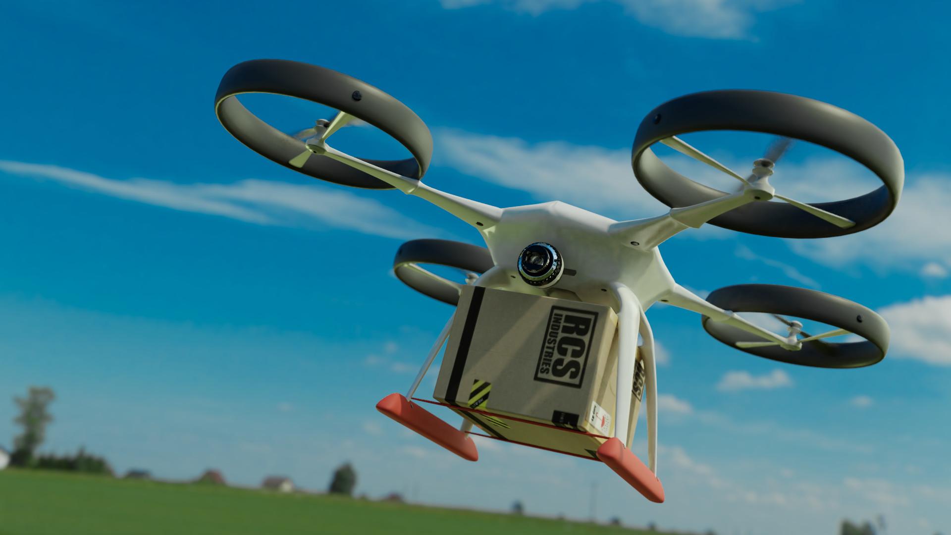 Yisroel fehler drone2