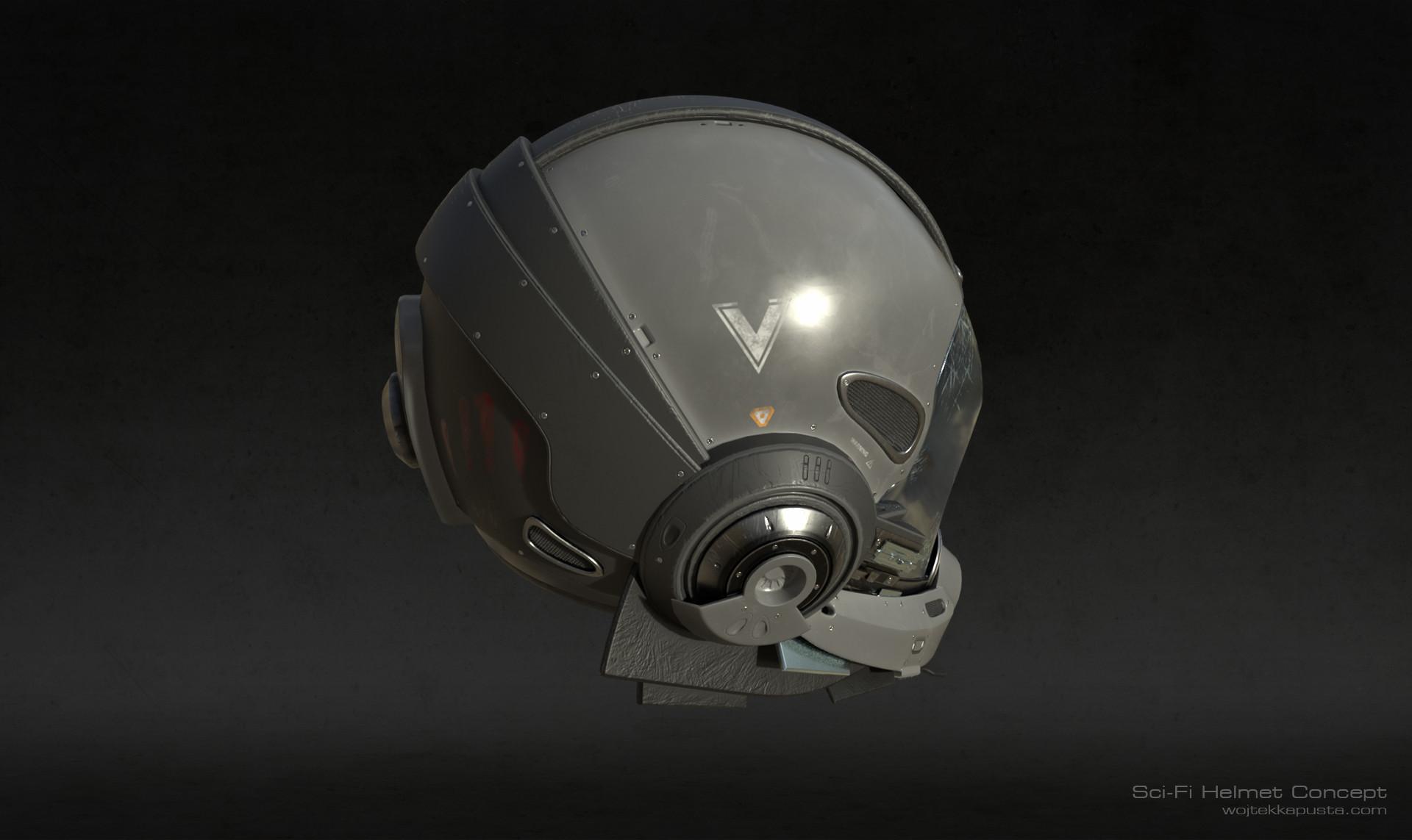 Wojtek kapusta helmet 04