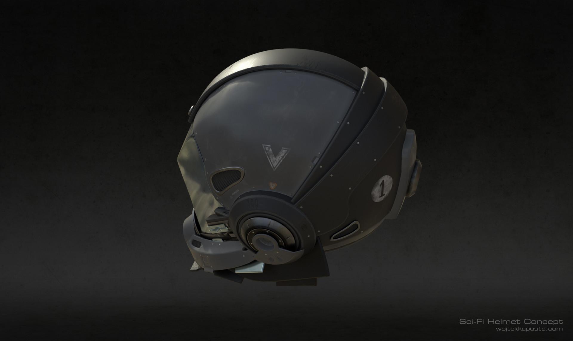 Wojtek kapusta helmet 05