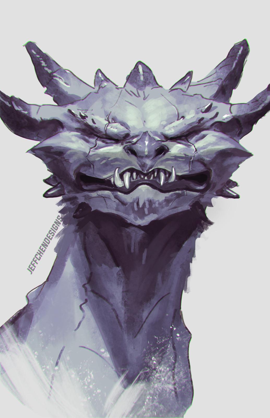 Expressive Dragons