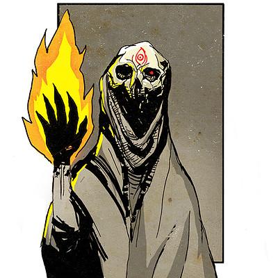 Jenaro pagan monkfire