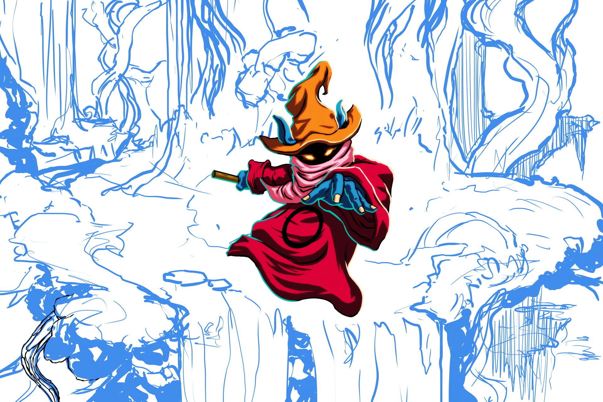 Tony washington orko ws 2