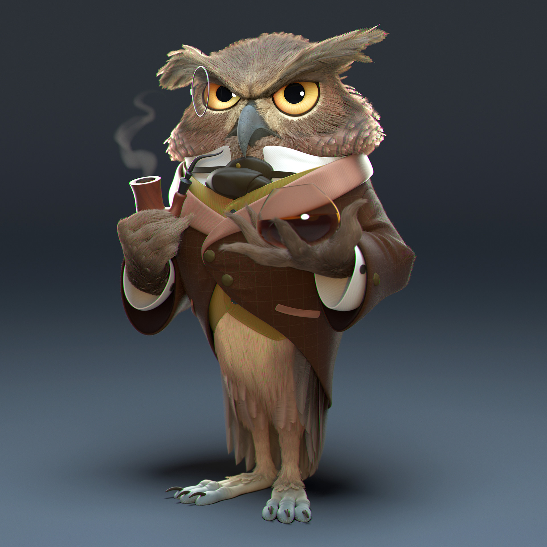 Javier diaz owl main view v001