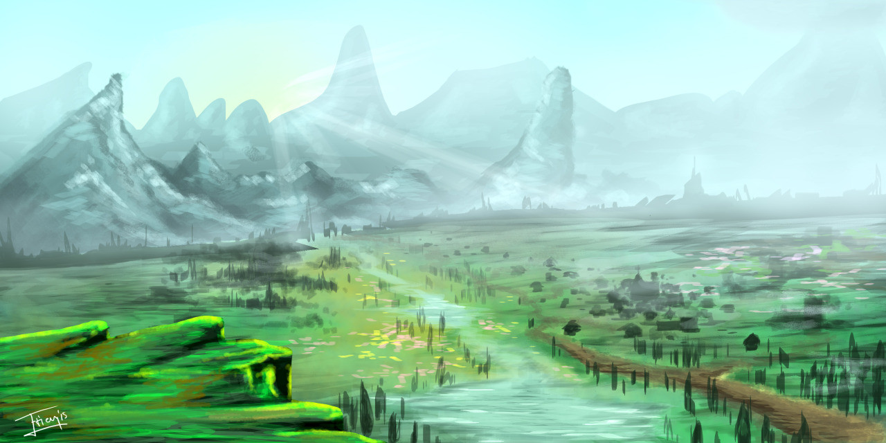 Landscape #01