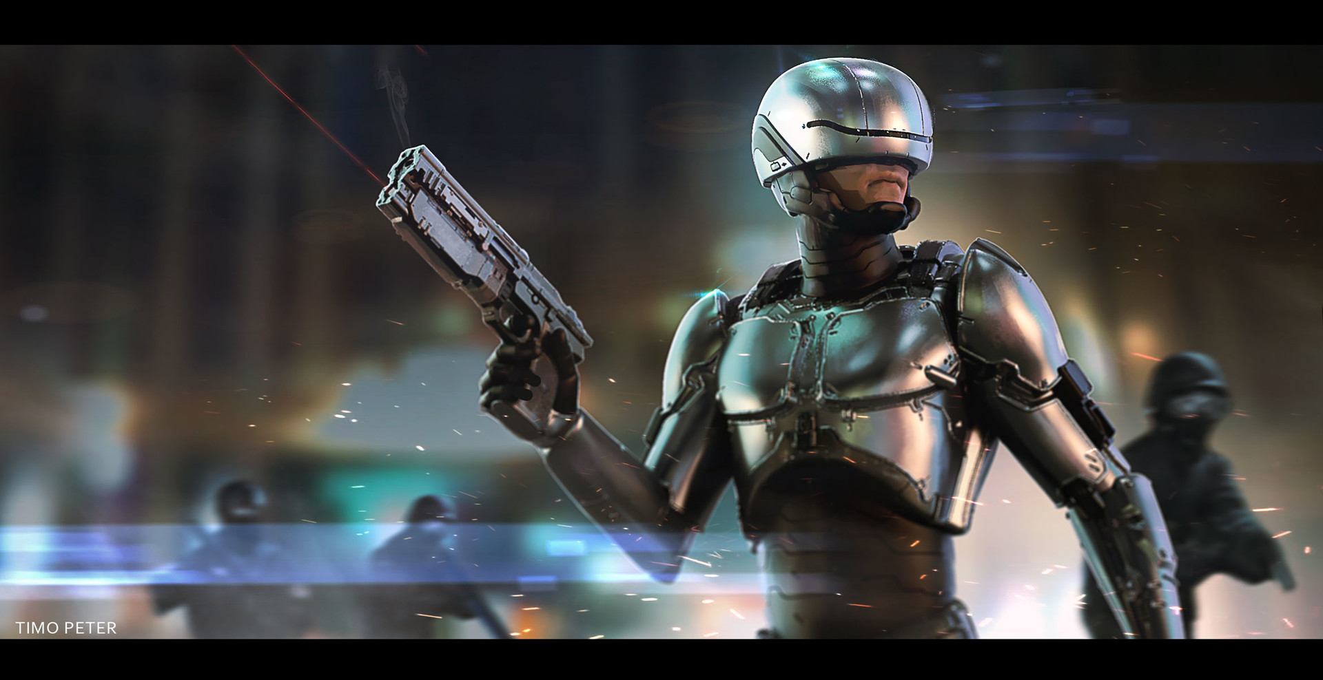 Timo peter robocop cinematic