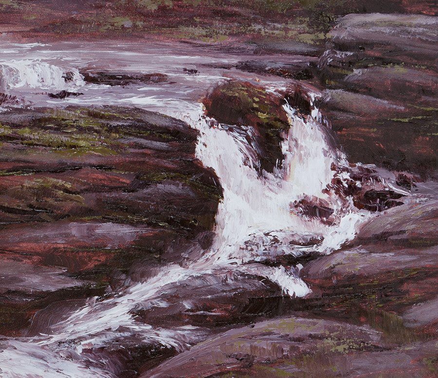 Arthur haas waterfall ib detail