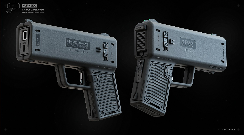 Ivan santic pistol dual c03