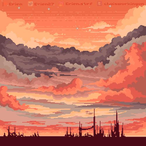 Pixel illustration #02